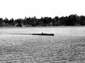 Electric Boat (B&W)